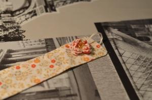 marque-pages fleur