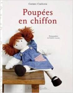 Poupées en chiffon - de Corinne Crabescu - édition 14 mars 2007