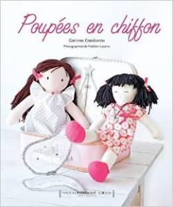 Poupées en chiffon - de Corinne Crabescu - édition 18 septembre 2013